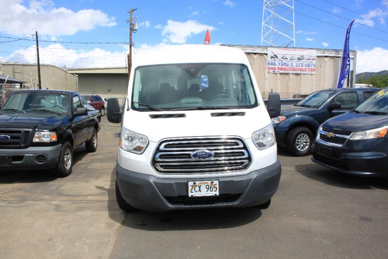 Ford Transit 15 Passenger 2015 price