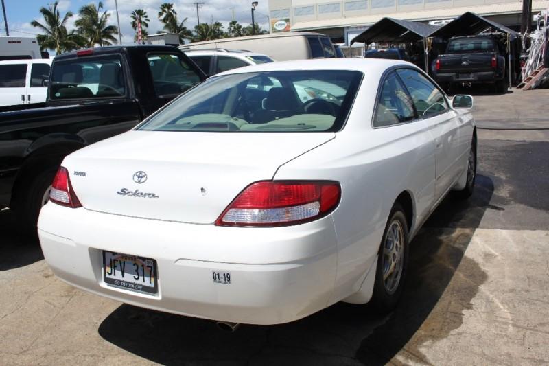 Toyota Camry Solara 2000 price $2,999