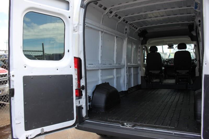 RAM ProMaster Cargo Van 2500 2018 price