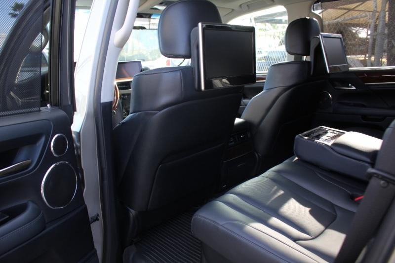Lexus LX 570 2017 price $71,999