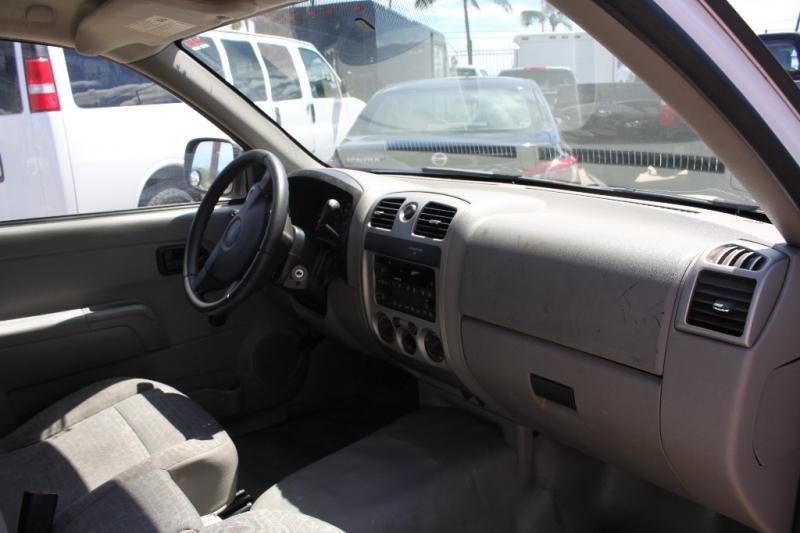 Chevrolet Colorado 2007 price
