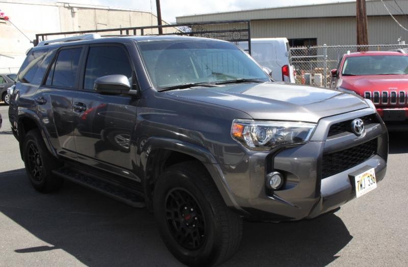 Toyota 4Runner 4x4 2018 price