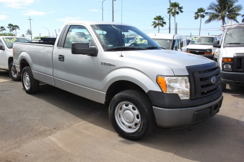 Ford F-150 2011 price