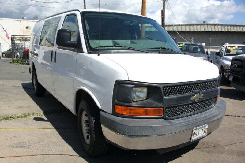 Chevrolet Express Cargo Van 2008 price 14999