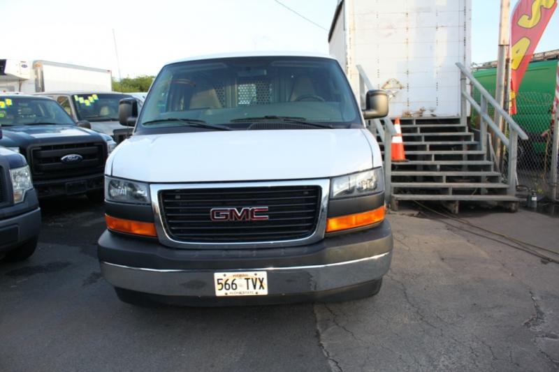 GMC Savana Cargo Van 2017 price