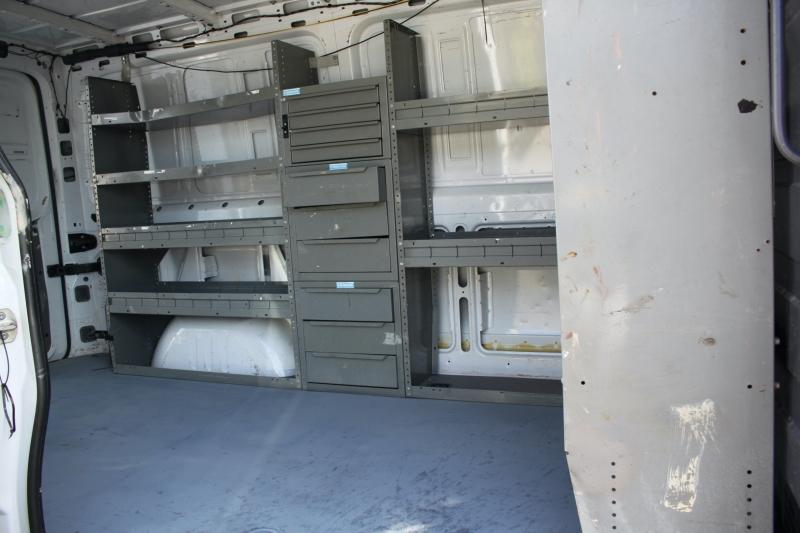 Mercedes-Benz Sprinter Diesel Cargo Van 2011 price