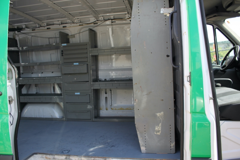 Mercedes-Benz Sprinter Diesel Cargo Van 2011 price