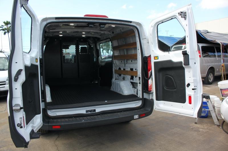 Ford Transit Cargo Van T-250 2018 price