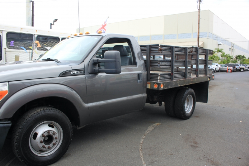 Ford Super Duty F-350 DRW 2011 price