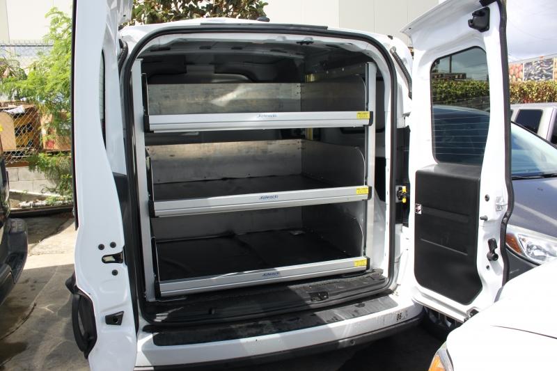 RAM ProMaster City Cargo Van 2015 price