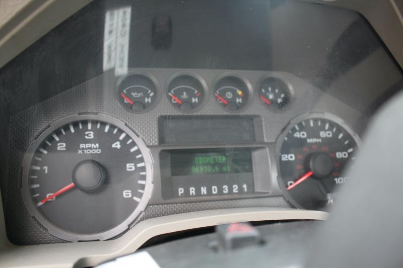 Ford Super Duty F-250 SRW 2008 price
