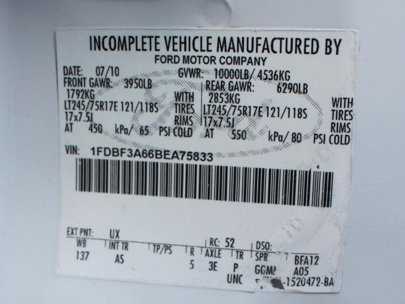 Ford F-350 Super Duty/Utility Box /Lift Gate 2011 price