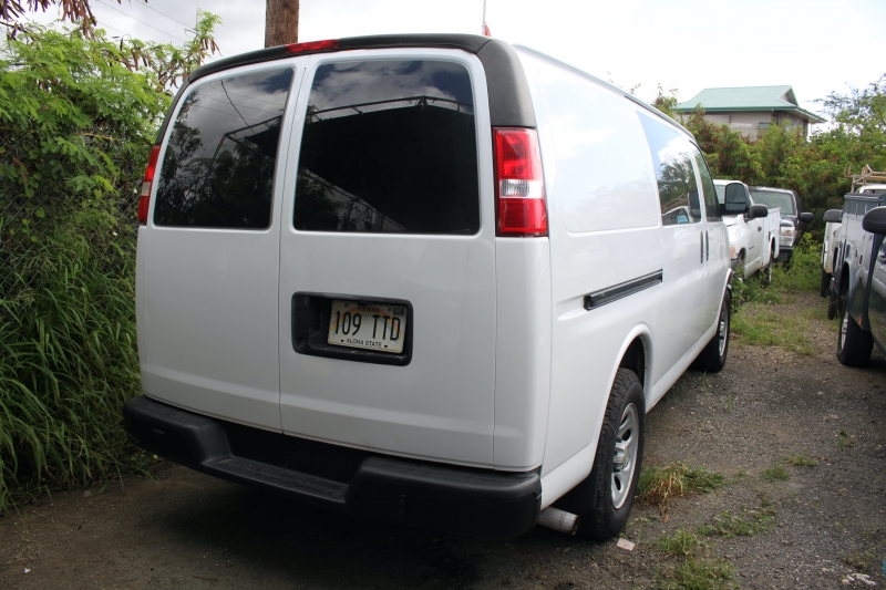 Chevrolet Express Cargo Van 2010 price 9999