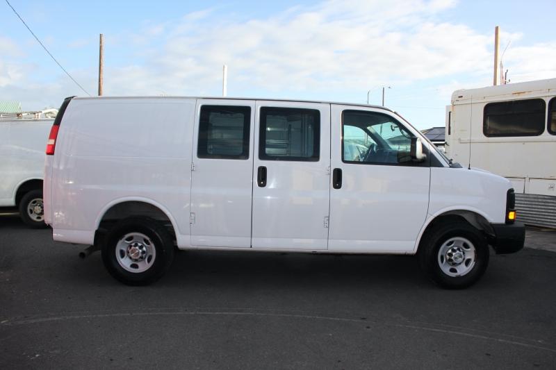 Chevrolet Express Cargo Van 2014 price