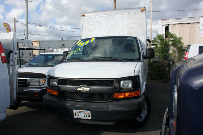 Chevrolet Express Commercial Cutaway 2014 price