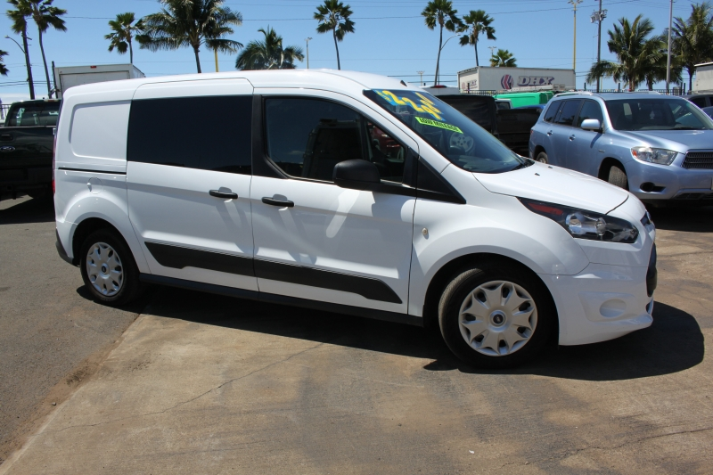Ford Transit Connect 2015 price