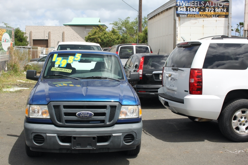 Ford Ranger 2009 price