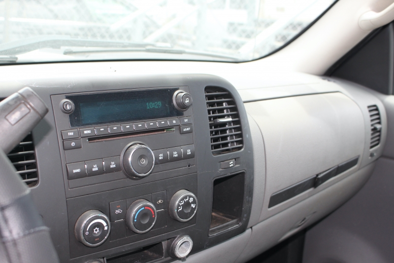 Chevrolet Silverado 2500HD 2009 price $0