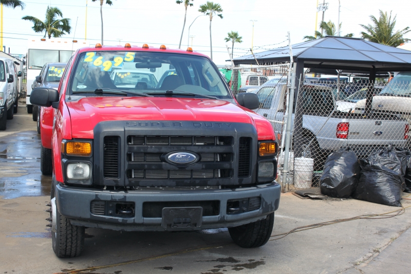 Ford Super Duty F-350 DRW 2008 price $0