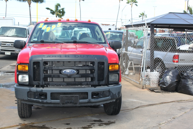 Ford Super Duty F-350 DRW 2008 price