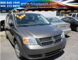 Dodge Grand Caravan Cargo Van 2010