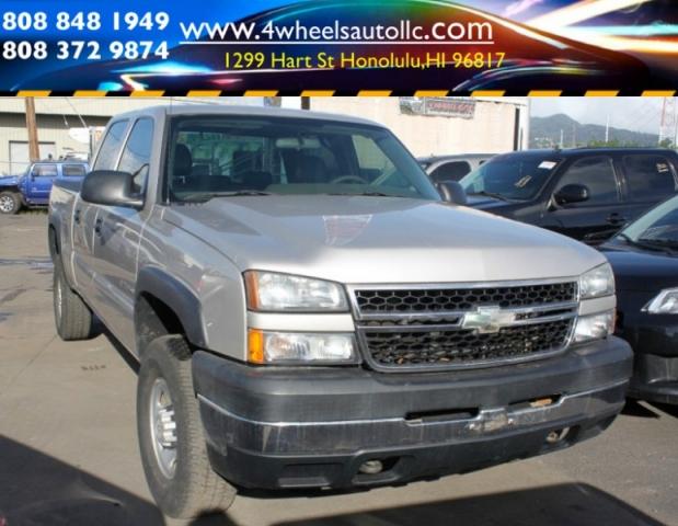 2006 Chevrolet Silverado 2500HD/49k/4x4