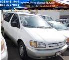 Toyota Sienna XLE 2000