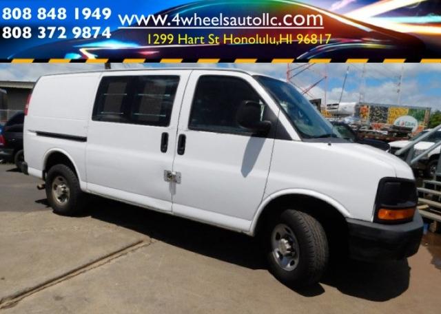 2010 Chevrolet Express Cargo Van