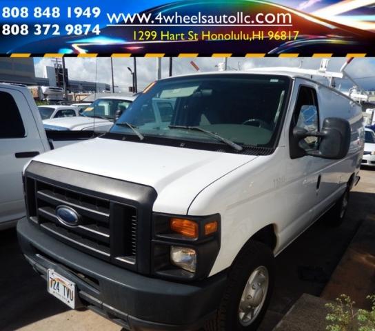 2008 Ford Econoline Extended Cargo Van