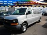 Chevrolet Express 15 Passenger 2011