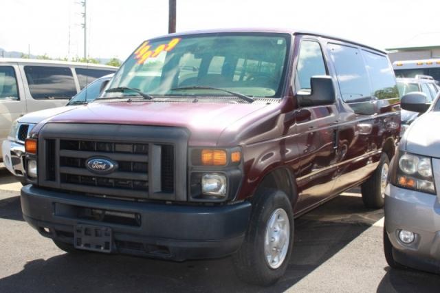 2008 Ford Econoline 15 Passenger