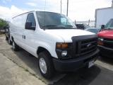 Ford Econoline Cargo Van 2008