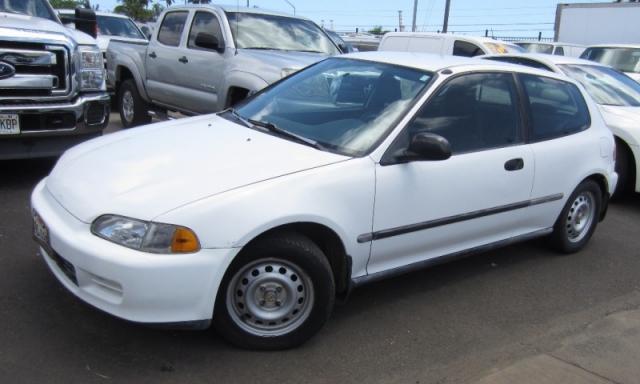 1995 Honda Civic
