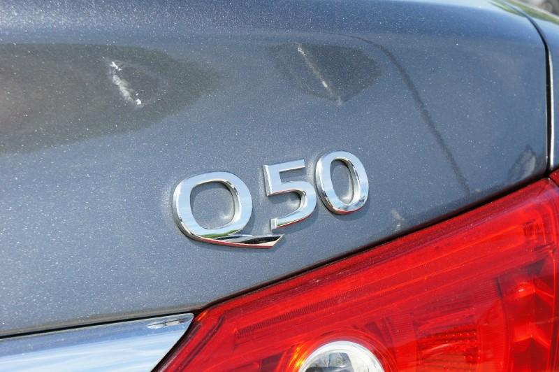 Infiniti Q50 2014 price $16,900
