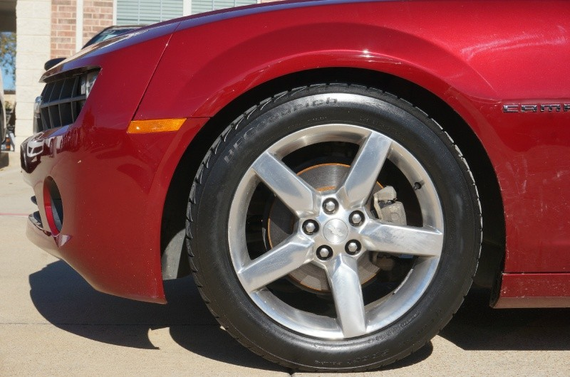 Chevrolet Camaro 2011 price $9,900