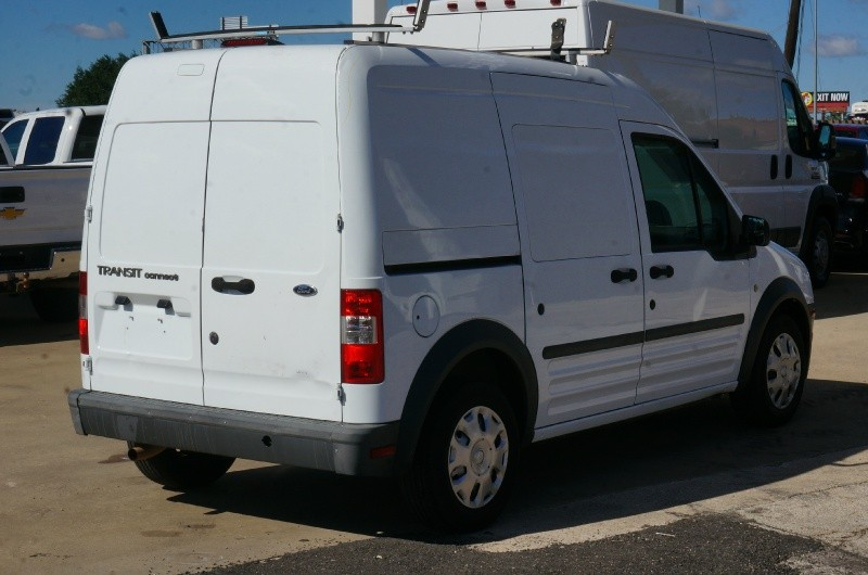 2013 Ford Transit Connect 114 6 Quot Xl W O Side Or Rear Door