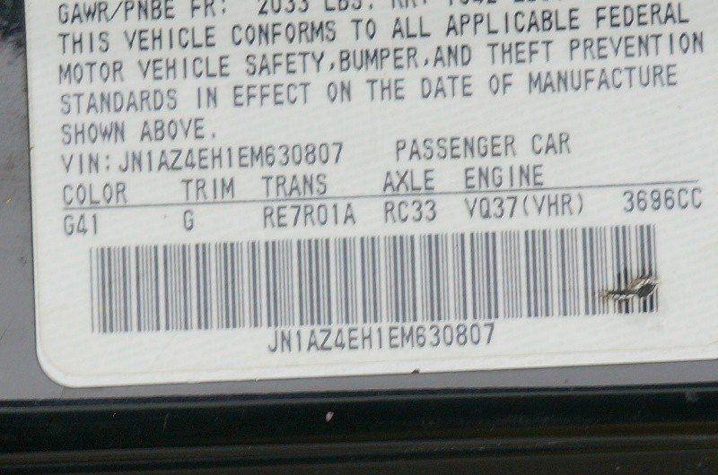 Nissan 370Z 2014 price $18,900