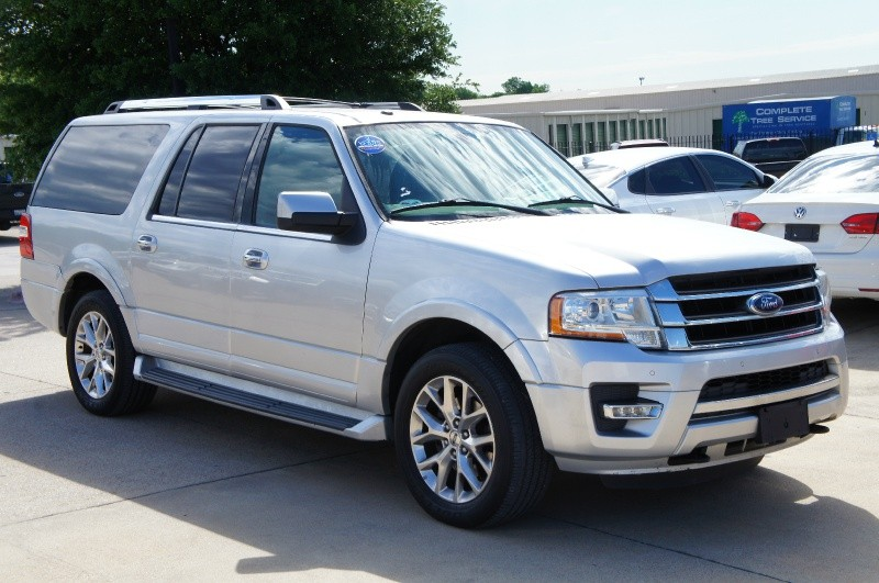 Ford Expedition EL 2015 price $22,550