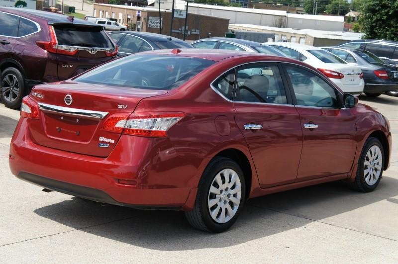 Nissan Sentra 2013 price $8,990
