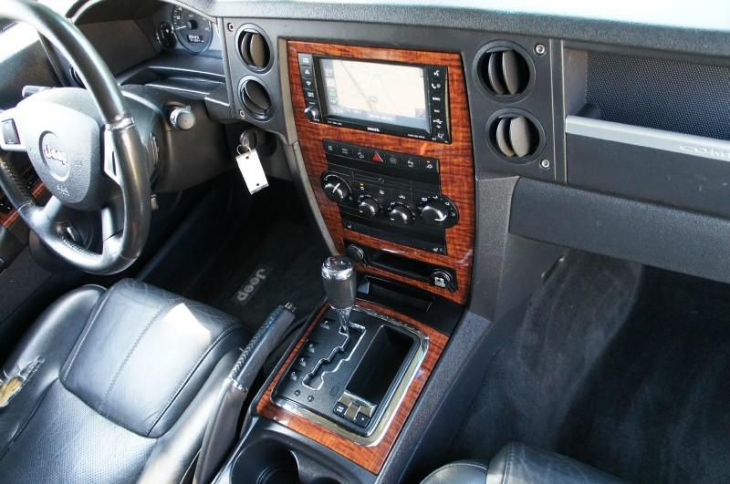 Jeep Commander 2008 price $9,900