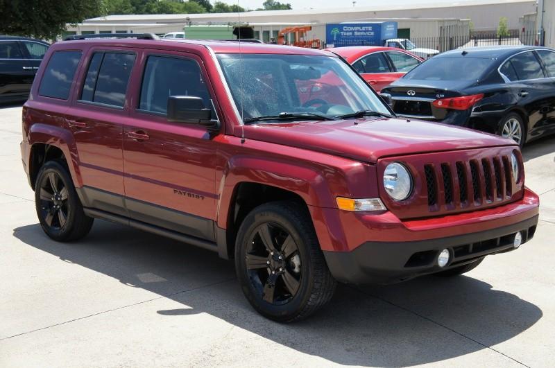 Jeep Patriot 2015 price $9,900