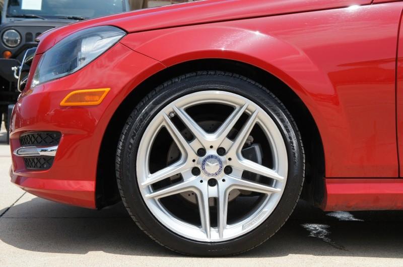 Mercedes-Benz C-Class 2014 price $13,950