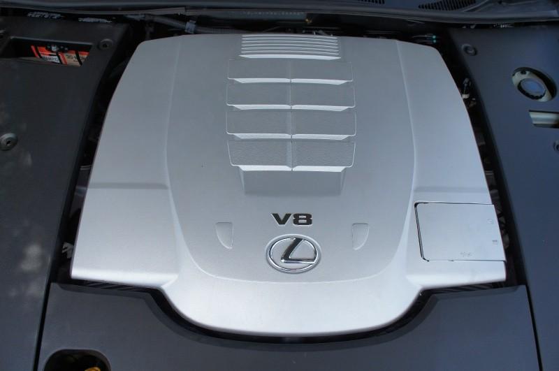 Lexus LS 460 2008 price $10,500