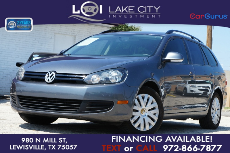 Volkswagen Golf Wagon 2011 price $7,900