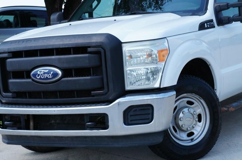 Ford Super Duty F-250 SRW 2011 price $14,975