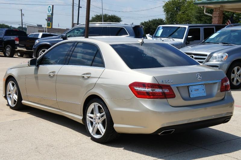 Mercedes-Benz E-Class 2013 price $16,750
