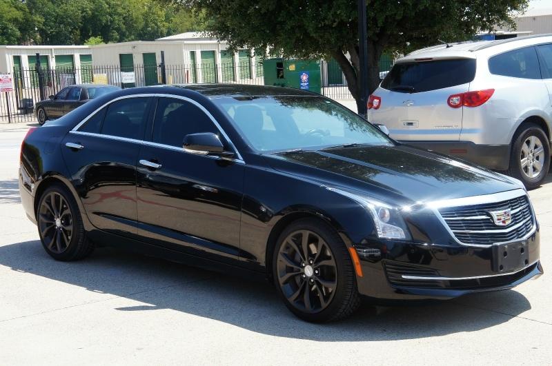 Cadillac ATS Sedan 2015 price $15,900
