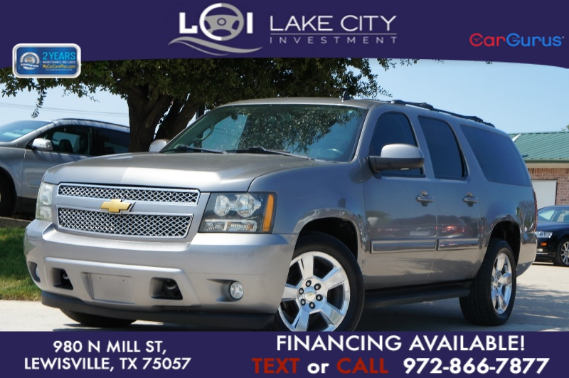 Chevrolet Suburban 2012 price $15,900