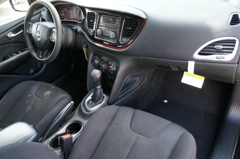 Dodge Dart 2015 price $8,900