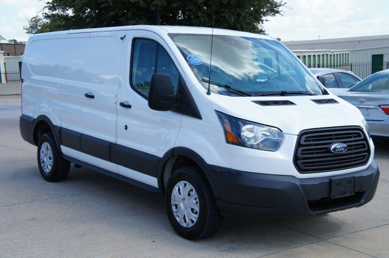Ford Transit Van 2017 price $20,900